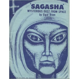 Brom, Elgar: Sagasha, mysterious dust from space