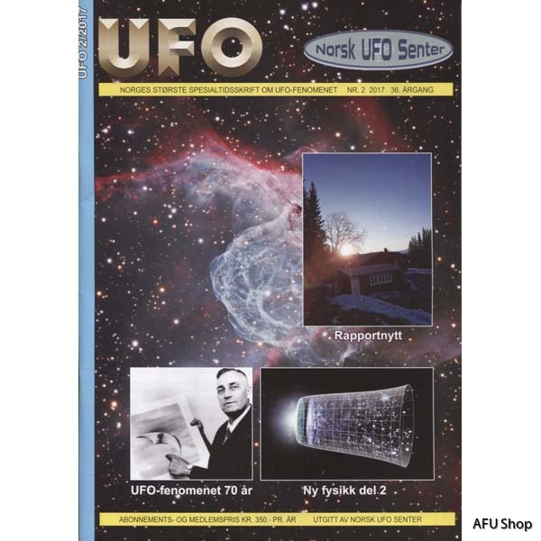 UfoNorgeÅrgång36N2