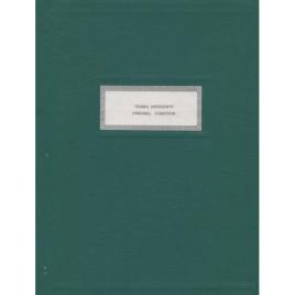 Bethurum, Truman: Truman Bethurum's personal scrapbook. Edited by Robert C. Girard