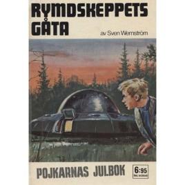 Wernström, Sven: Rymdskeppets gåta