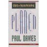 Davies, Paul: Den kosmiska planen - Hardcover, Very good with slightly worn jacket