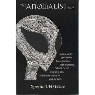 Anomalist The - Issue 8