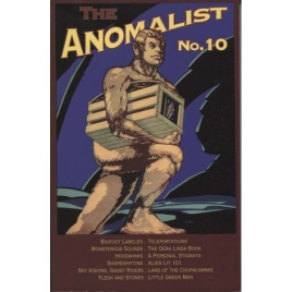 Anomalist The - Issue 10