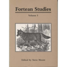 Fortean Studies, volume 5 (edited by Steve Moore)