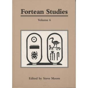 Fortean Studies, volume 6 (edited by Steve Moore)