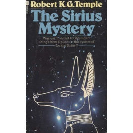 Temple, Robert K.G.: The Sirius mystery