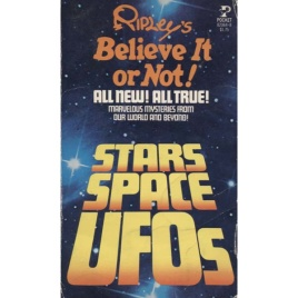 Ripley's Believe it or not! Stars, space, UFOs