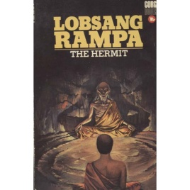 Rampa, T. Lobsang [Cyril Hoskins]: The hermit (Pb)