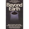 Blum, Ralph & Judy: Beyond earth: Mans's contact with UFOs (Pb) - Good