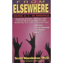 Mandelker, Scott: From elsewhere. Being E.T. in America