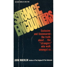 Macklin, John: Strange encounters