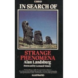 Landsburg, Alan: In search of strange phenomena (Pb)