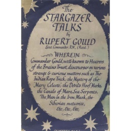 Gould, Rupert T.: The stargazer talks