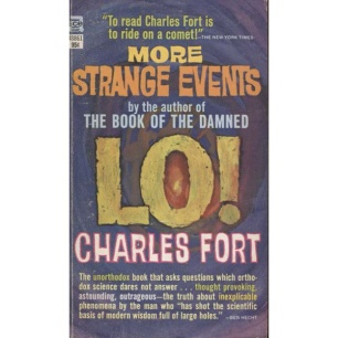 Fort, Charles: Lo! (Pb)
