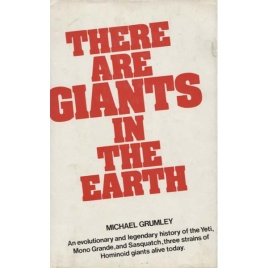Grumley, Michael: There are giants in the earth
