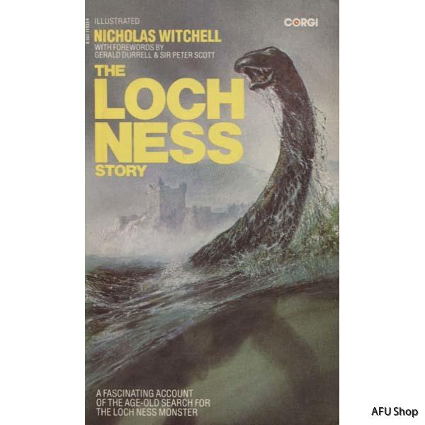 Witchell Nicholas The Loch Ness Story Pb Shop Afu Se