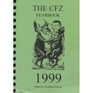 Downes, Jonathan (ed.): The CFZ yearbook 1999