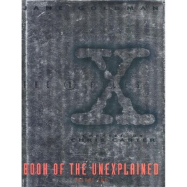 Goldman, Jane: The X-files book of the unexplained (volume 2)