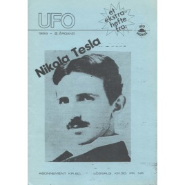 Ottesen, Per (compiler): Nikola Tesla (1856-1943)