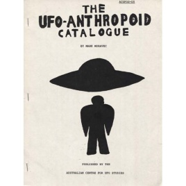 Moravec, Marc: The UFO-anthropoid catalogue