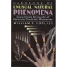 Corliss, William R. (compiled by): Handbook of unusual natural phenomena - 1986 ed: Good with dust jacket