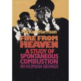 Harrison, Michael: Fire from heaven