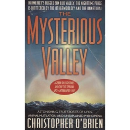 O'Brien, Christopher: The mysterious valley