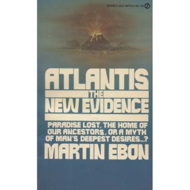 Ebon, Martin: Atlantis the new evidence