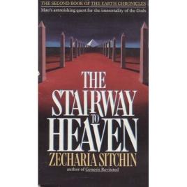 Sitchen, Zecharia: The stairway to heaven (Pb)