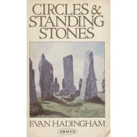 Hadingham, Evan: Circles & standing stones