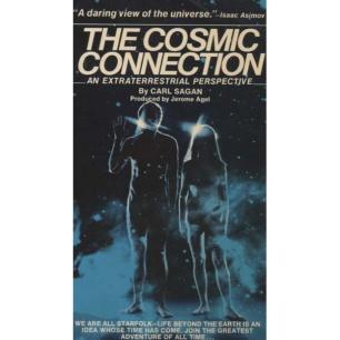 Sagan, Carl: The cosmic connection (Pb)
