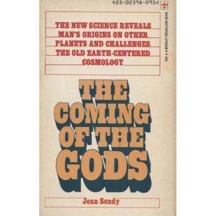 Sendy, Jean: The coming of the Gods. (Pb)