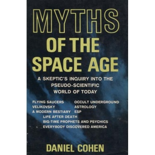 Cohen, Daniel: Myths of the space age