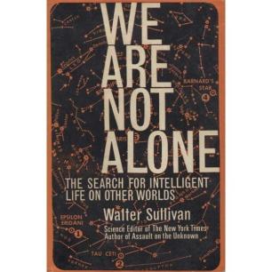 Sullivan, Walter: We are