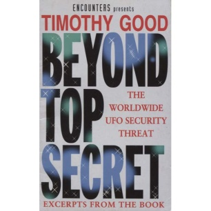 Good, Timothy: Beyond top secret. Excerpts from the book.