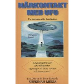 Olsson, Eva & Eckardt, Tony: Närkontakt med UFO