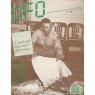UFO Magazine (Vicky Cooper) 1986-1991 - V 6 n 1 - 1991 Jan/Feb
