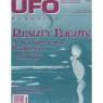 UFO Magazine (Vicky Cooper) 1995-1997 - V 10 n 6 - 1995 Nov/Dec