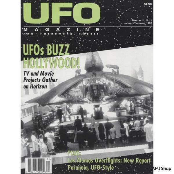 UFOMagv11n1