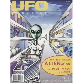 UFO Magazine (Vicky Cooper) 1998-1999