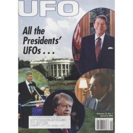 UFO Magazine (Vicky Cooper) 2000-2001