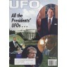 UFO Magazine (Vicky Cooper) 2000-2001 - v 15 n 1 - 2000 January