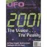 UFO Magazine (Vicky Cooper) 2000-2001 - V 15 n 10 - 2000 Dec/Jan