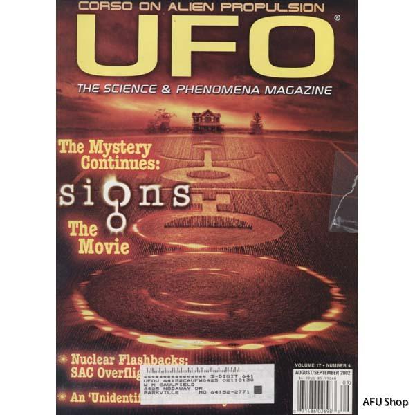 UFOMagv17n4