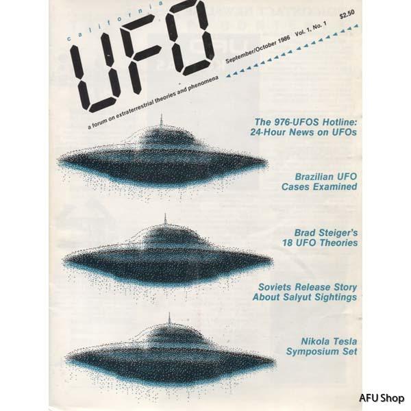 UFOMagV01n1