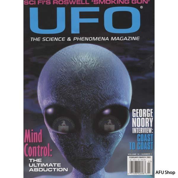 UFOMagv18n1