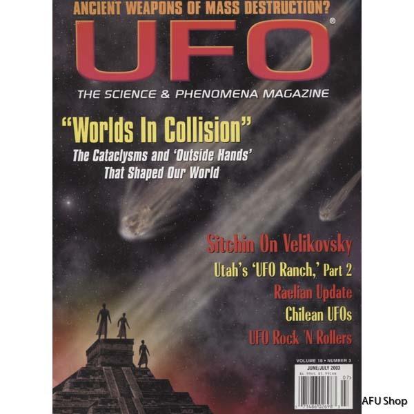 UFOMagv18n3
