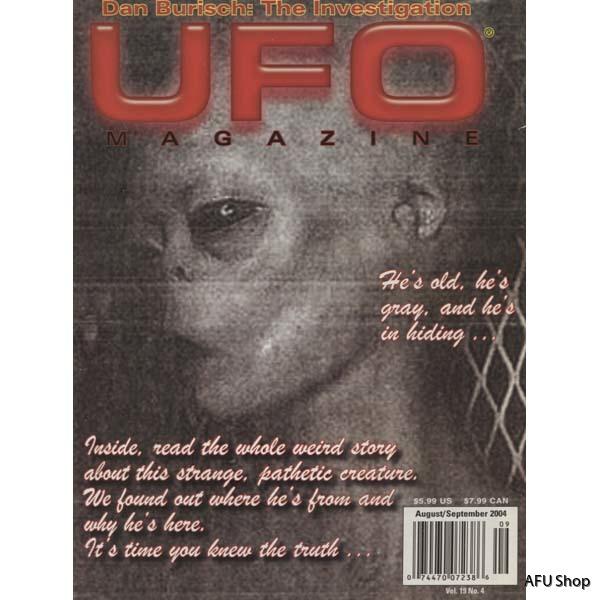 UFOMagv19n4