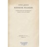 Adamski, George: Kosmisk filosofi - Good. No frontcover. Ex-owners stamp.