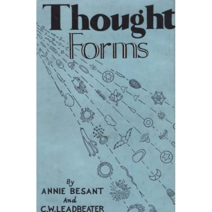 Besant, Annie & Leadbeater, C. W.: Thought forms.